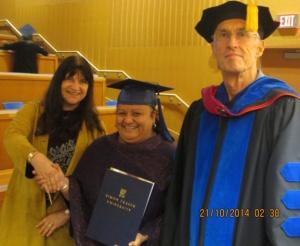 Claudia_graduating